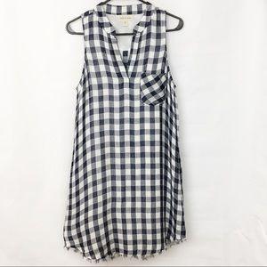 21400db985 Anthropologie Dresses - Anthro Cloth   Stone Maroney Sleeveless Shirtdress